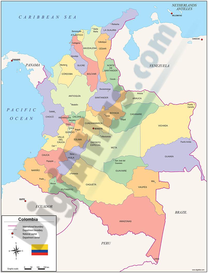 resolucion colombia: