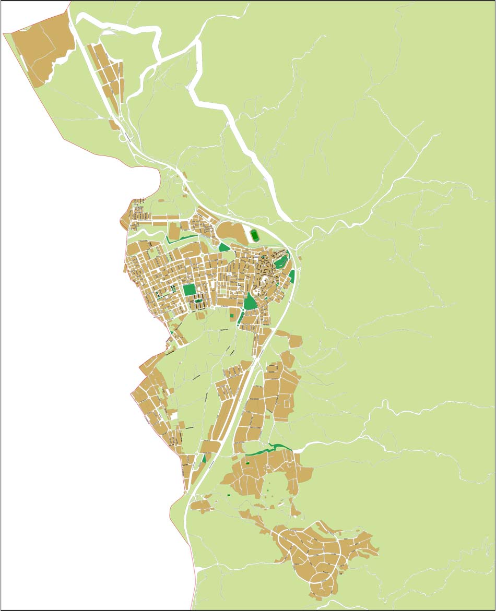 Petrer - Petrel (Alicante) - city map