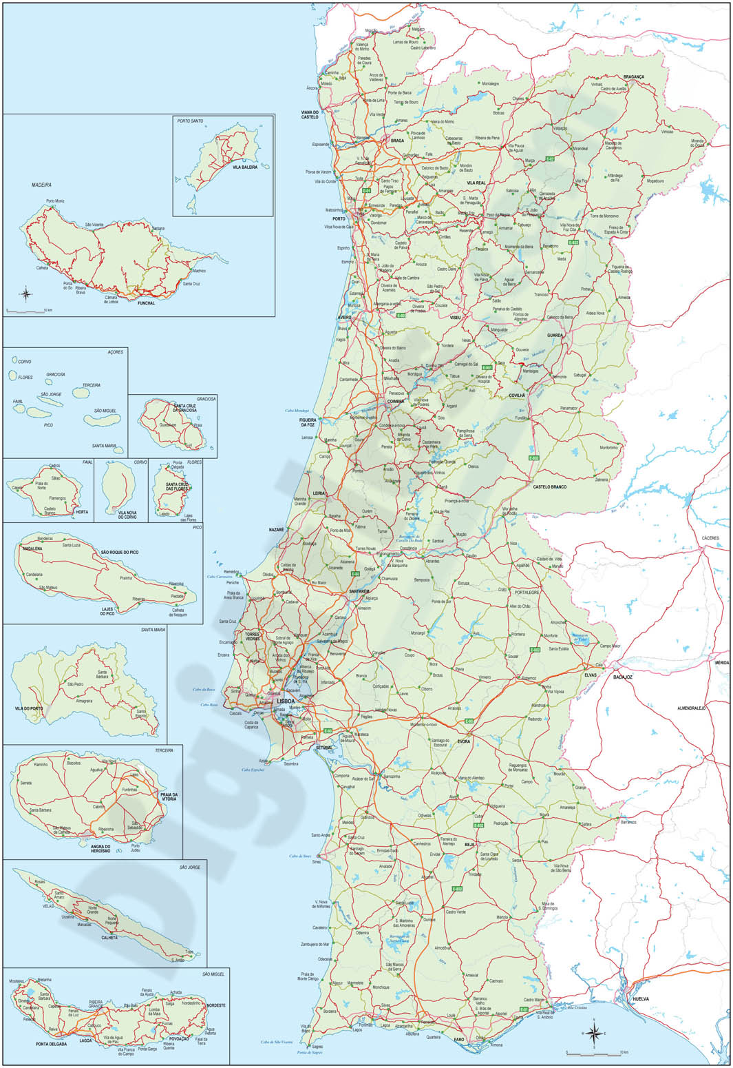 Mapa National Portugal Libro Pdf Descargar Gratis