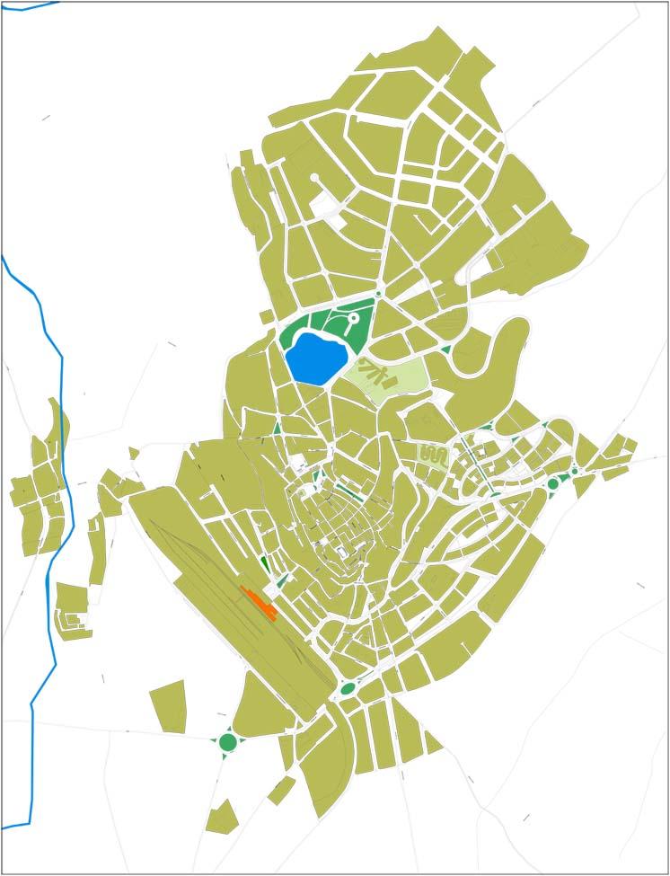Puigcerda - city map