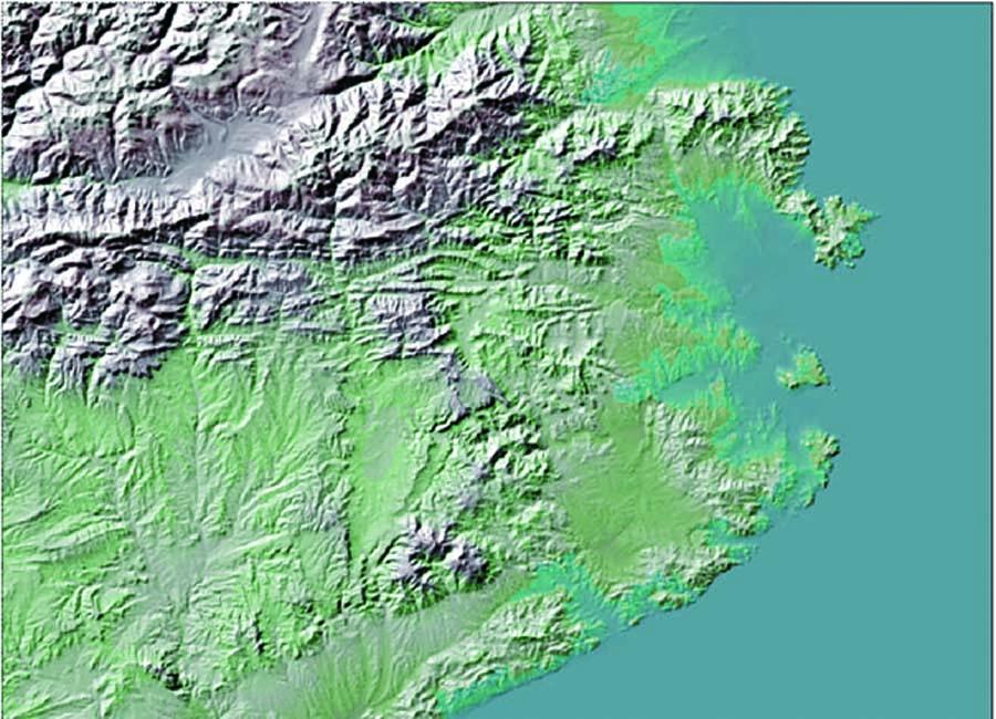 Modelos Digitales del Terreno (MDT)