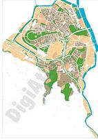 Barakaldo (Biscay, Basque Country, Spain) - city map