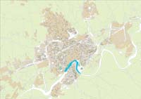 Cordoba - city map