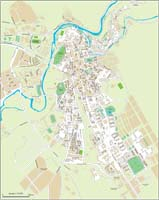 Cuenca city map PDF