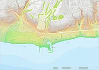 Mapas de Playas Andalucía y Marruecos