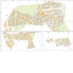 Getafe modified - city map
