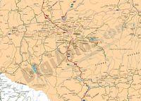 Map of Granada