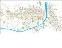 Lorca (Murcia) - plano callejero