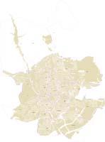 Madrid - plano callejero con códigos postales
