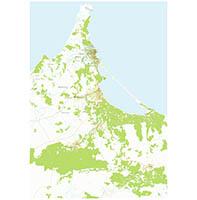 Mapa de Nador