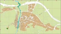 Najera (Community of La Rioja, Spain) - city map