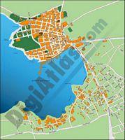 Sant Antoni de Portmany - plano callejero